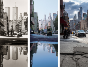 New York before and after - Henry Street